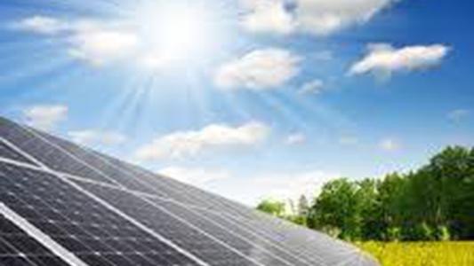 Tio Pujio apuesta a la energía renovable con paneles solares