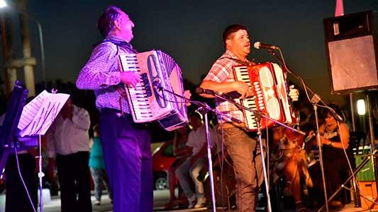 El Festival del acordeón trae a uno de los mejores de América Latina