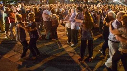 Todo listo para una nueva edición del Festival de Tango