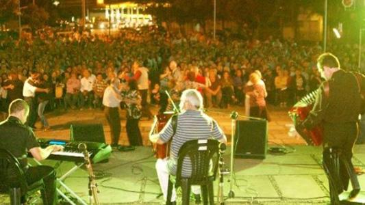 De la ciudad y la región: los acordeonistas del Festival