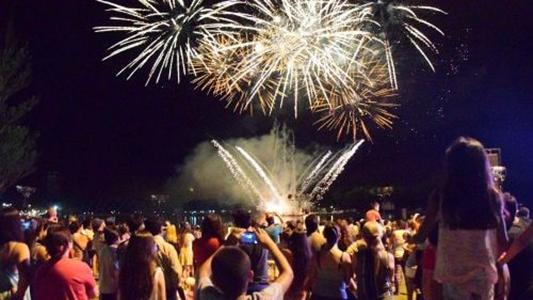 Decidido: no habrá show de fuegos artificiales este verano