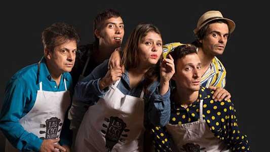 Los Cocineros pondrán la frutilla al postre en el Cine Bajo las Estrellas