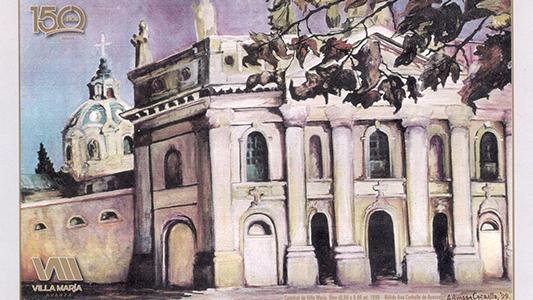 Cómo obtener la tarjeta postal de Villa María por sus 150 años