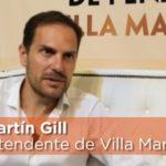 INTENDENTE MARTIN GILL