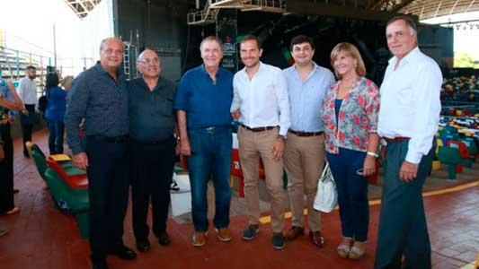 El festival comenzó con $ 3 millones de aportes del gobierno provincial