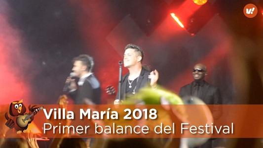 Primer balance del Festival 2018: qué dice la organización del evento