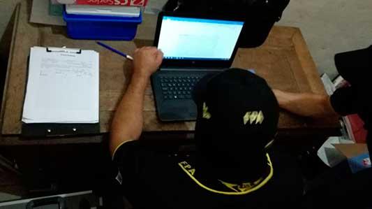 La FPA volvió a allanar el boliche Quinoto y se llevó una computadora
