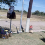 basura barrio padre mujica