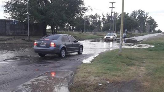 calle buenos aires inundada 1