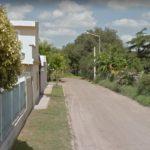 calle charrugas y tobas barrio barranca del rio