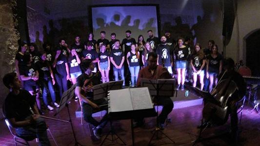 Para celebrar sus 20 años el coro Nonino suma nuevas voces