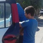 detencion ladron auto