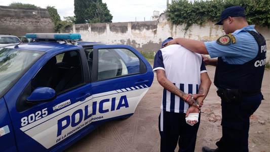 Detuvieron a un hombre de 29 años con pedido de captura por violencia de genero