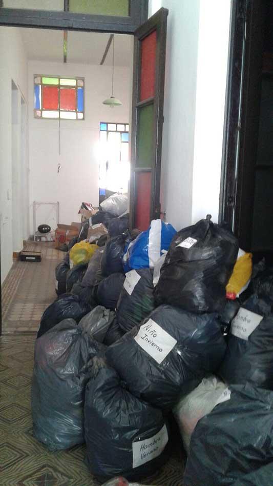donaciones ropa las iguanas solidarias (2)