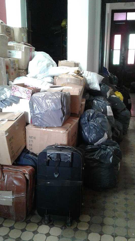 donaciones ropa las iguanas solidarias (5)