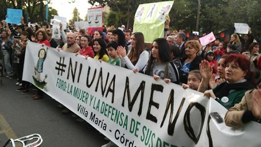 Córdoba fue la segunda provincia con más femicidios durante 2018