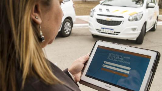 Provincia realizó controles impositivos en comercios de barrio Parque y Palermo