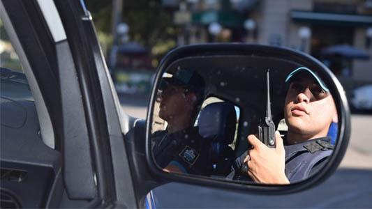 Persecusión y arresto en Villa Nueva