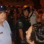 protesta oliva caso abuso