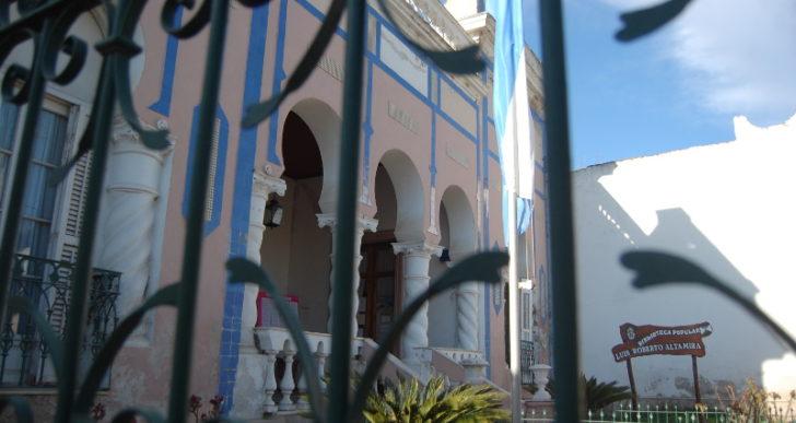 Documento histórico y música en vivo en Villa Nueva por el 24 de Marzo