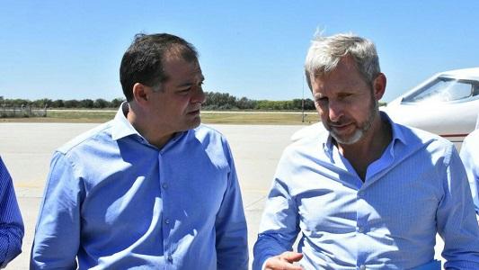"""Frigerio pasó por Villa María y dijo que la inflación """"está bajando"""""""
