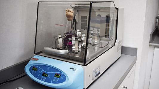La UNVM invirtió 1 millón de pesos para innovación científica