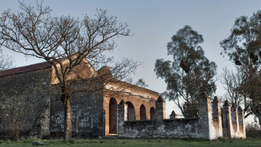 capilla antes