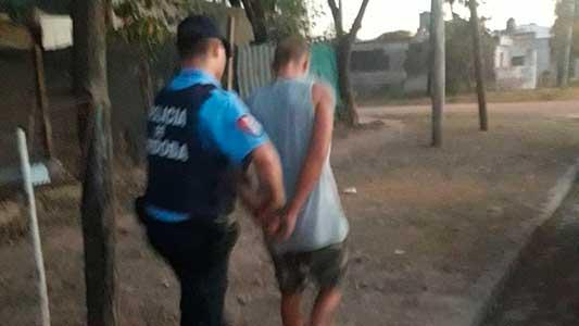 Peligroso delincuente de Marcos Juárez se había radicado en Villa María