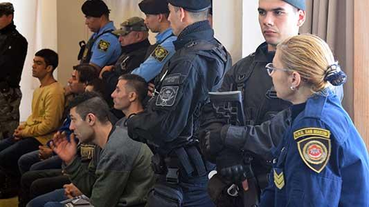Trapito baleado: Le dieron 9 años de cárcel a Sandoval por intento de homicidio