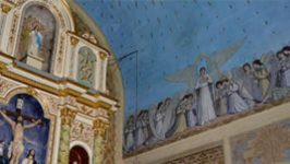 pinturas la catedral