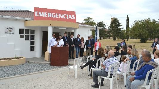 El hospital de Bell Ville tiene por fin sala de emergencia en su guardia