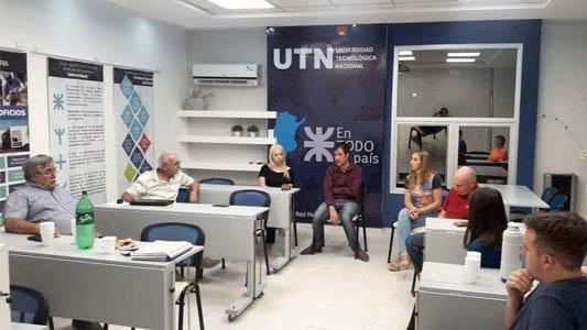 La Facultad de la UTN eligió a los directores de 6 departamentos
