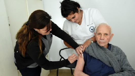 Comienza la vacunación antigripal gratuita para grupos de riesgo