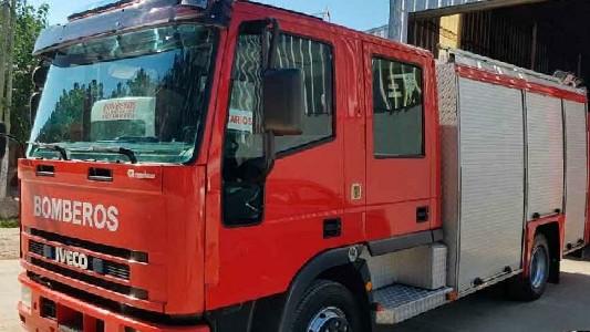 Bomberos adquirieron una nueva unidad de rescate