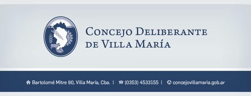 Concejo Deliberante Villa María