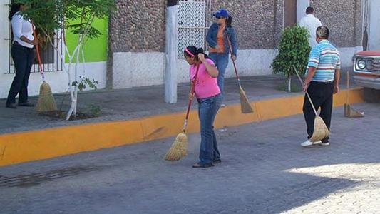 Proponen premiar a los vecinos que mantengan limpia su cuadra