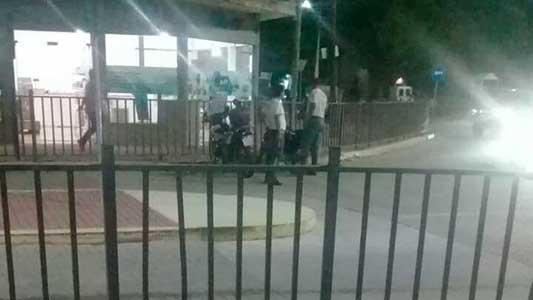 Organizan resistencia a los controles de tránsito: una mujer detenida