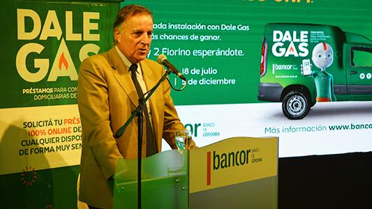 Cómo son los créditos a bajo costo que da Bancor para instalar el gas