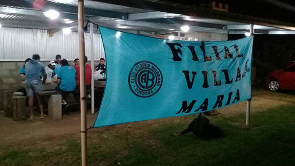La filial villamariense del Club Atlético Belgrano organiza fiesta solidaria