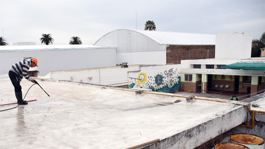 7 edificios escolares mejoraron su infraestructura con fondos provinciales