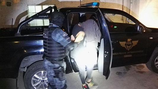 fuerza policial antinarcotrafico