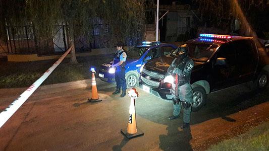 Villa Nueva: realizan allanamientos por venta de estupefacientes y detienen a un sujeto