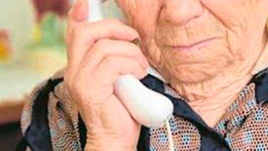 Ola de engaños telefónicos contra adultos mayores para robarles dinero