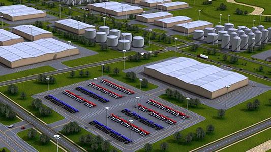 Bell Ville: avanzan en la creación del primer Parque Industrial