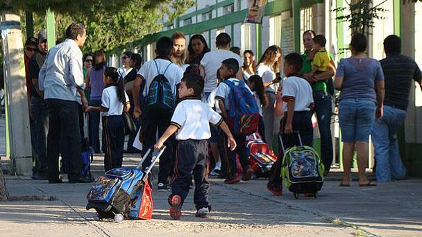 """""""Los robos también ocurren cerca de otras escuelas"""", dijeron desde la Escuela del Trabajo"""