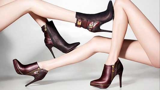 Mujeres villamarienses, de las que compran más zapatos de alta gama en el país