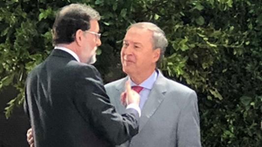 Schiaretti le agradeció a Rajoy por el financiamiento de las Proa y hospitales