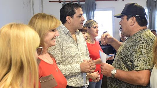 Villa Nueva: entregaron la segunda cuota del Vida Digna