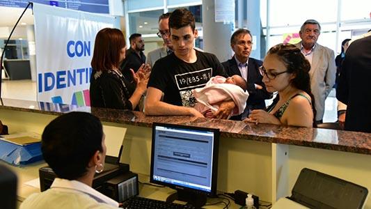 Registro Civil del Pasteur: en dos meses anotaron 60 recién nacidos