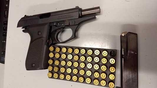Violencia de género: secuestran arma y municiones a esposo denunciado